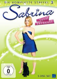 DVD Sabrina - Total verhext! Staffel 3