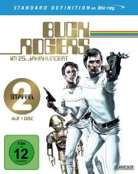 Buck Rogers - Staffel 2 Cover