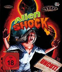 DVD Alien Shock