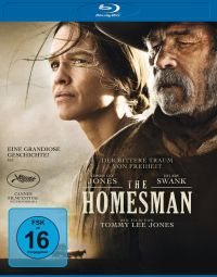 The Homesman Cover