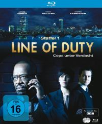 Line of Duty - Cops unter Verdacht - Season 1  Cover