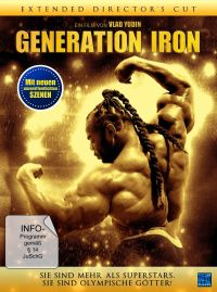 Generation Iron Cover