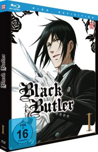 DVD Black Butler - Vol.1