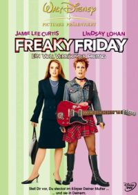 Freaky Friday - Ein voll verr�ckter Freitag Cover