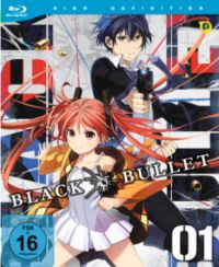 DVD Black Bullet - Vol. 1