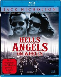 Hells Angels on Wheels Cover