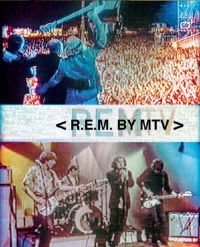 DVD R.E.M. - By MTV