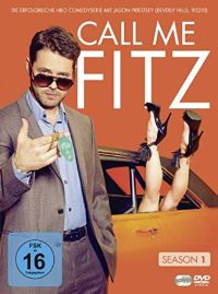 DVD Call Me Fitz - Season 1