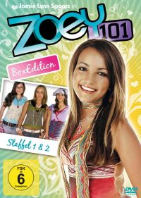 Zoey 101 - Staffel 1 & 2  Cover