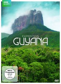 Expedition Guyana Cover
