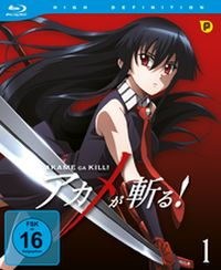 DVD Akame ga Kill - Vol. 1