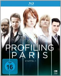 Profiling Paris - Staffel 1 Cover