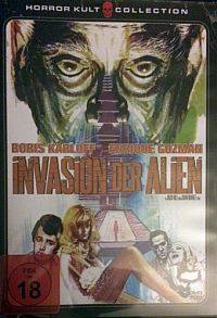 DVD Boris Karloff – Invasion der Alien
