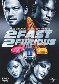 2 Fast 2 Furious Cover