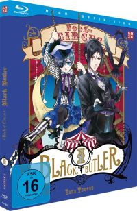 DVD Black Butler: Book of Circus - 3.Staffel - Vol.1