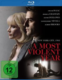 A Most Violent Year Cover