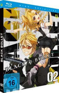 DVD Black Bullet – Vol. 2