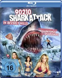 DVD 90210 Shark Attack in Beverly Hills