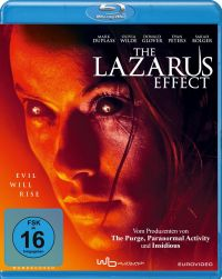 The Lazarus Effect Cover