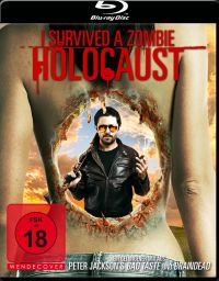 DVD I Survived A Zombie Holocaust