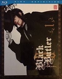 DVD Black Butler – Staffel 2 – Volume 1