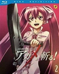 DVD Akame ga Kill - Vol. 2