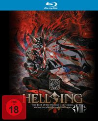 DVD Hellsing Ultimative OVA Vol. 08