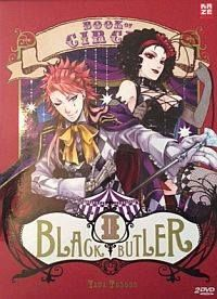 DVD Black Butler: Book of Circus - 3.Staffel - Vol.2