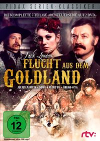 DVD Jack London: Flucht aus dem Goldland