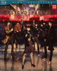 Psycho Pass - 2. Staffel - Vol.1 + Sammelschuber Cover
