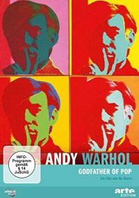 DVD Andy Warhol - Godfather of Pop