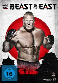DVD WWE - Beast In The East