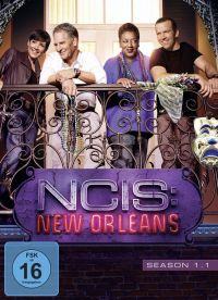 NCIS: New Orleans - Season 1.1 Cover