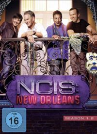 NCIS: New Orleans - Season 1.2 Cover