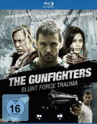 The Gunfighters - Blunt Force Trauma Cover