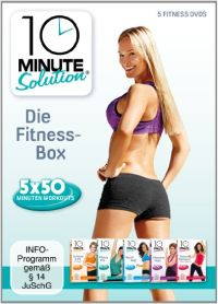 DVD 10 Minute Solution - Die Fitness-Box
