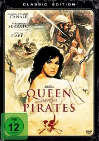 DVD Queen of the Pirates