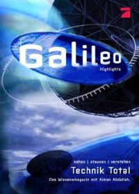 DVD Galileo - Technik total