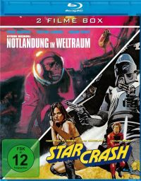 Notlandung im Weltraum/Star Crash Cover