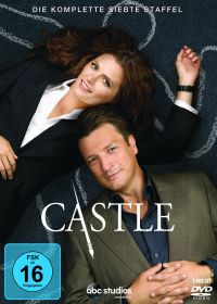 Castle - Staffel 7 Cover