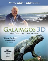 DVD Galapagos mit David Attenborough
