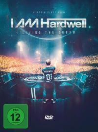 DVD I Am Hardwell - Living The Dream