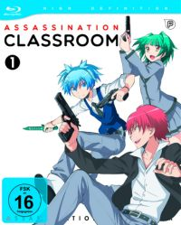 Assassination Classroom - Box Vol.1 Cover