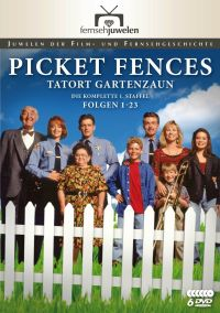 Picket Fences - Tatort Gartenzaun: Die komplette 1. Staffel Cover
