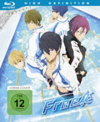 Free! - Vol.1 Cover