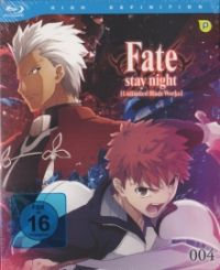 Fate/stay night [Unlimited Blade Works] - Vol. 4 Cover