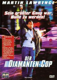 Der Diamanten-Cop Cover