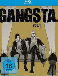 Gangsta. Vol.1 Cover