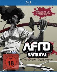DVD Afro Samurai - The Complete Murder Sessions