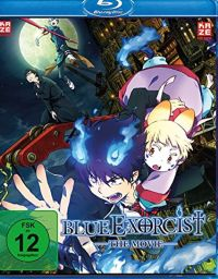 Blue Exorcist - The Movie Cover